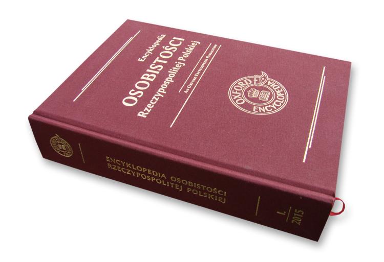 Oxford Encyklopedia Grzegorz Skalmowski