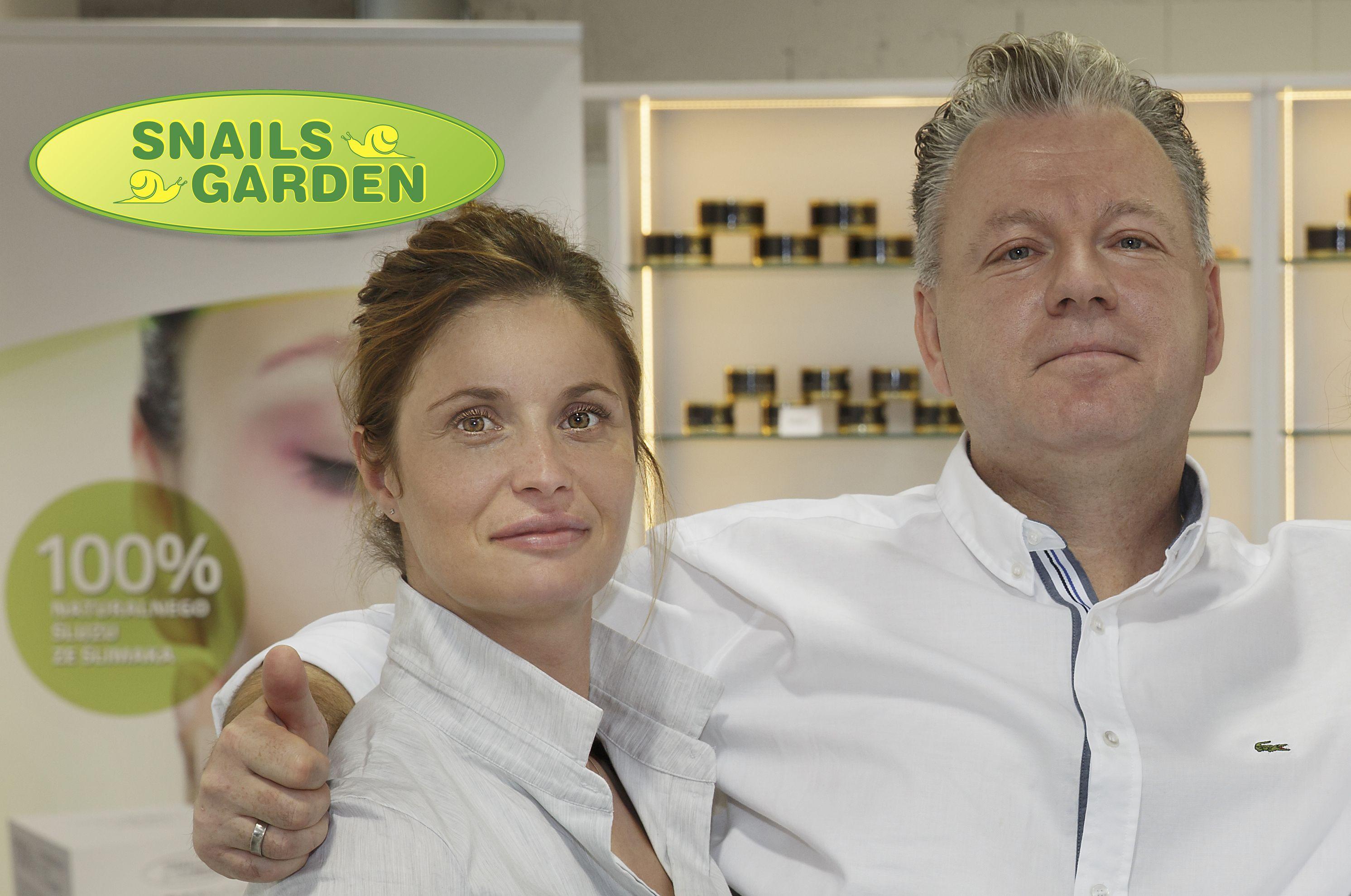 Mariola Grzegorz Skalmowscy SnailsGarden